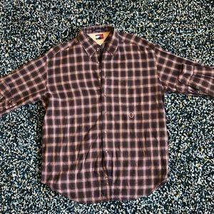 Tommy Hilfiger vintage button down shirt